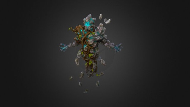 FORCED SHOWDOWN - Jahun 3D Model