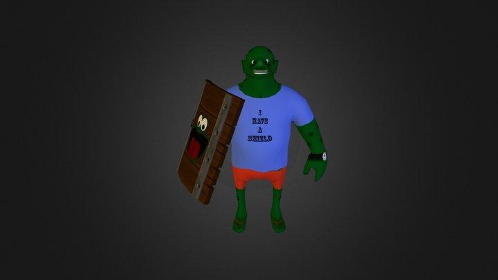 Sketchfab Upload 3D Model