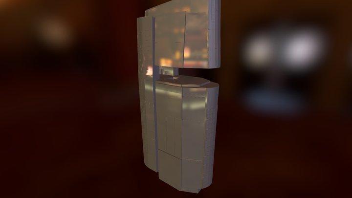 hangar_L3 3D Model