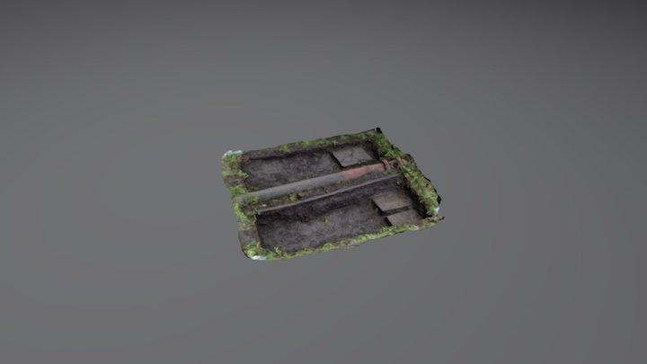 Trench 1 Model 3D Model