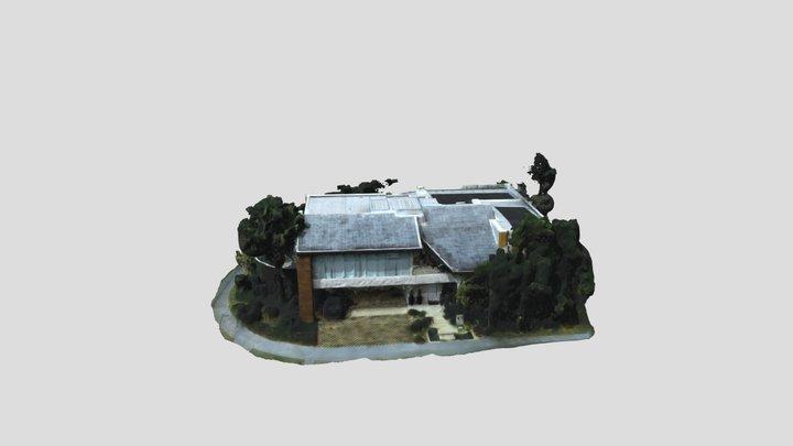 Casa ecopark 3D Model