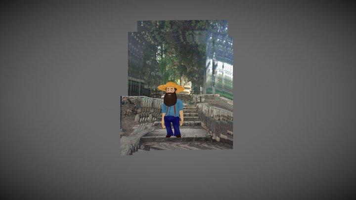 MTR SHIMON 4 3D Model
