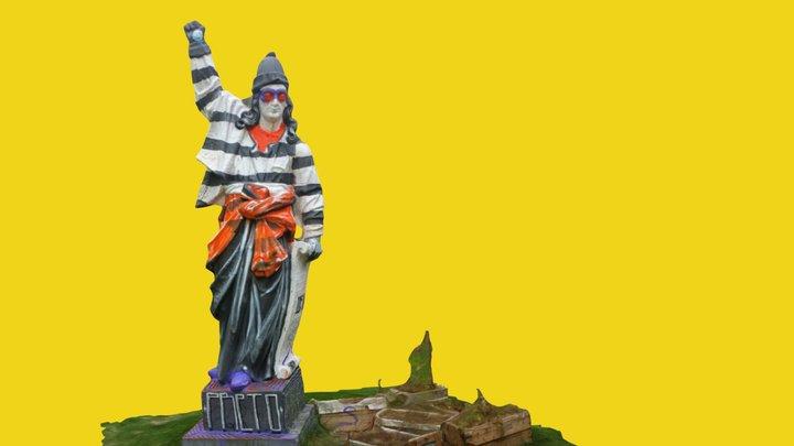 Profeta Abdias 3D Model