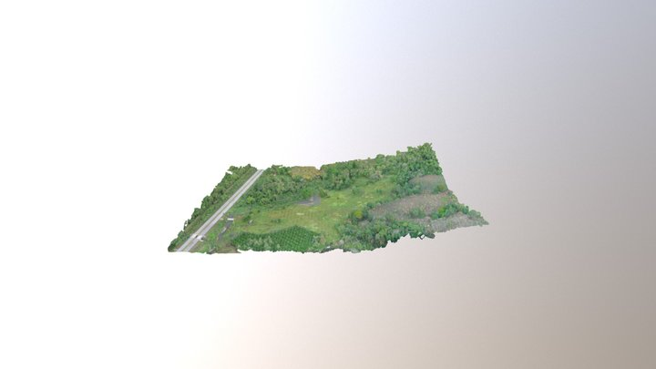 K'Thanat Field1 3D Model