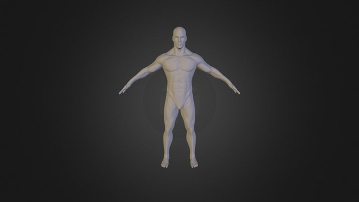 Zuccarello 3D Model