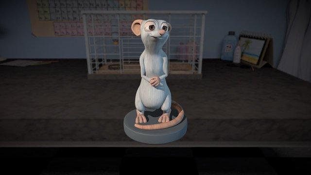 Jonathan 3D Model