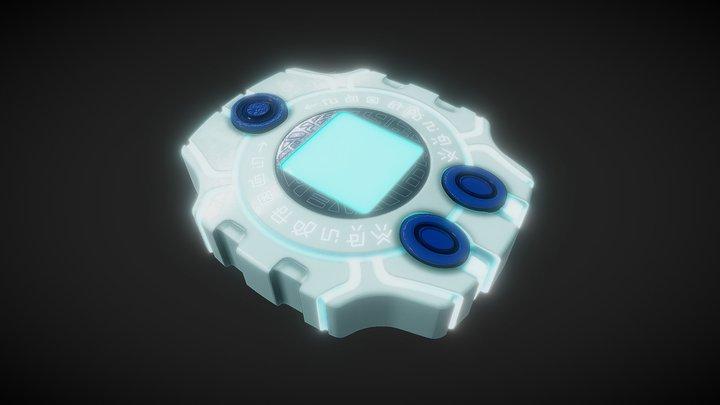 Digivice 3D Model