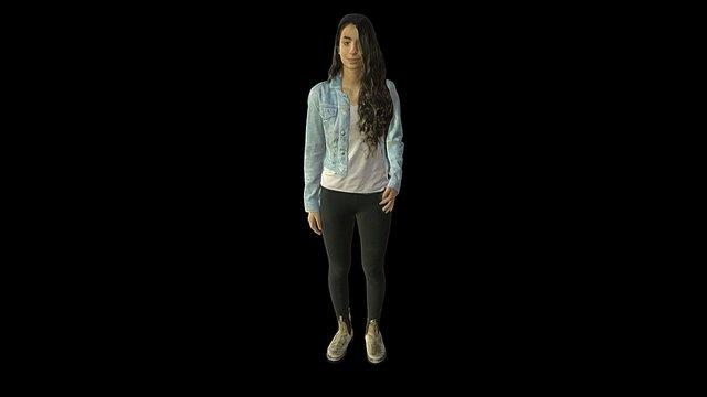 Shany 3D Model
