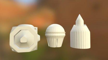 MeshMod 3D Model