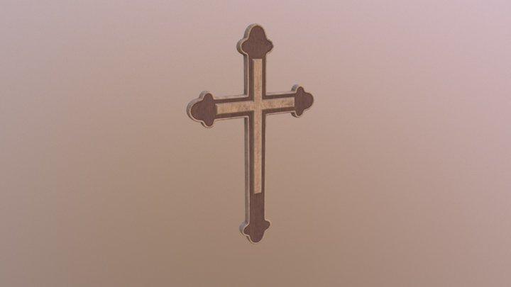 Object of Value - Cross 3D Model