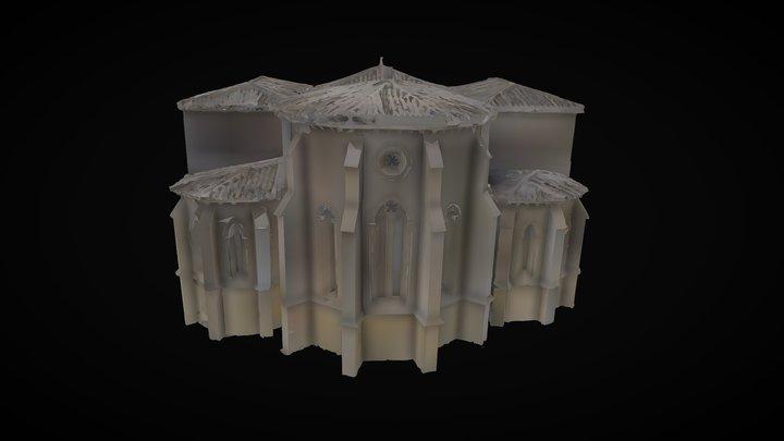 San Miguel de Foces 3D Model