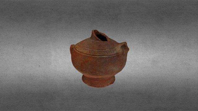 Cerámica medieval / Medieval pottery 3D Model