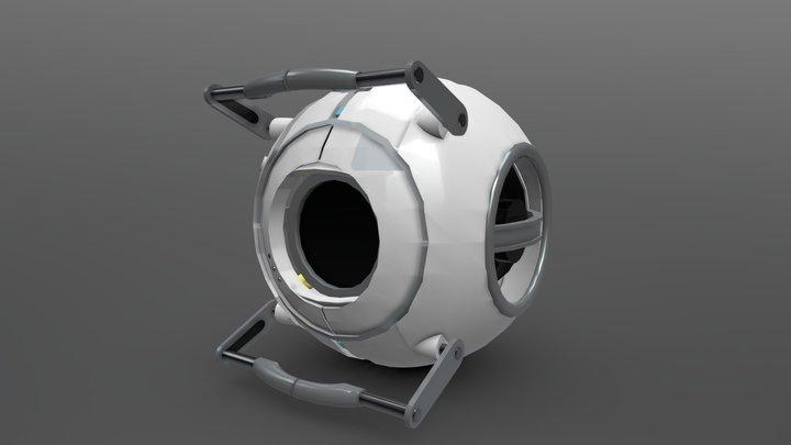 Portal Core (download) 3D Model