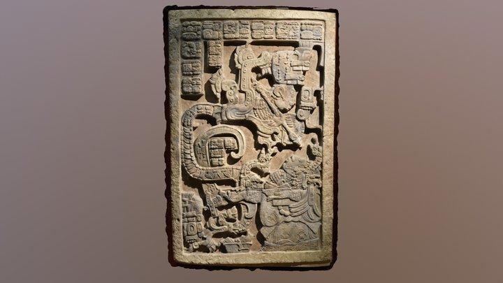 Yaxchilan Lintel 25