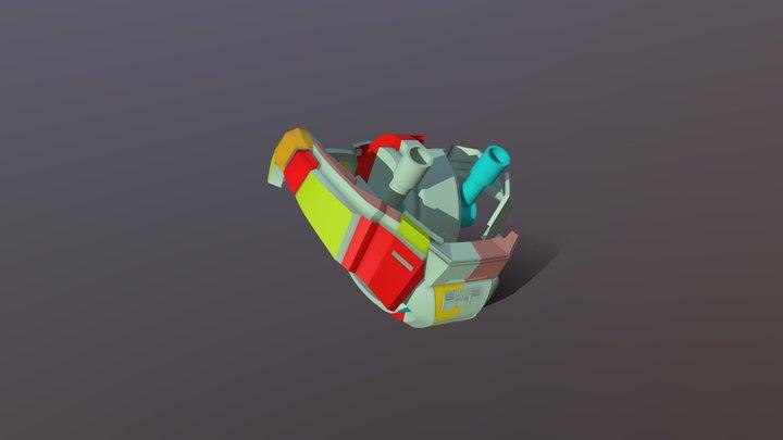 pelvis 3D Model