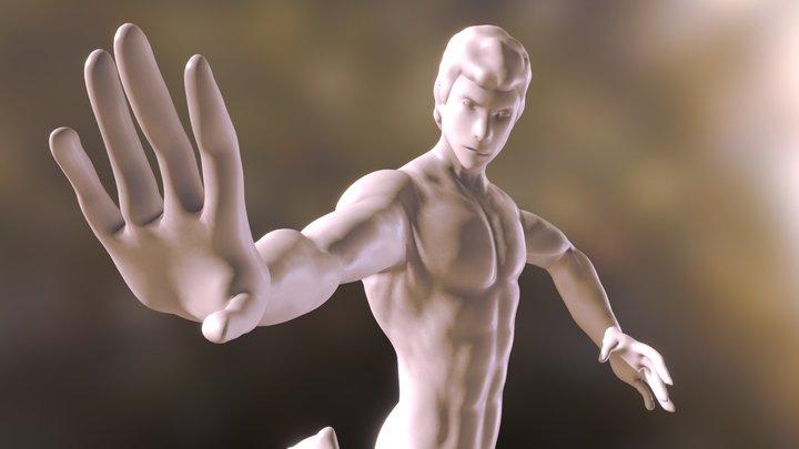 Estudio Anatomia 3D Model