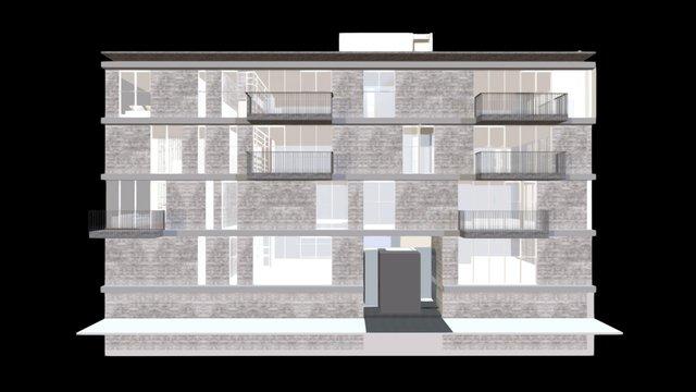 DMP Arquitectura / Hera 79 3D Model