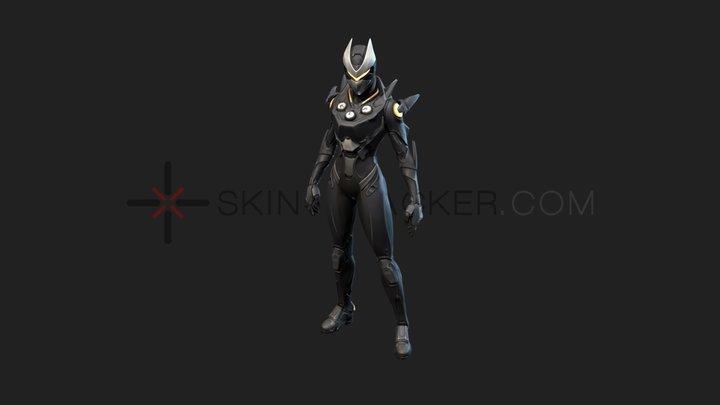 Fortnite - Oblivion 3D Model