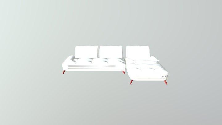 prova divano m.a 3D Model