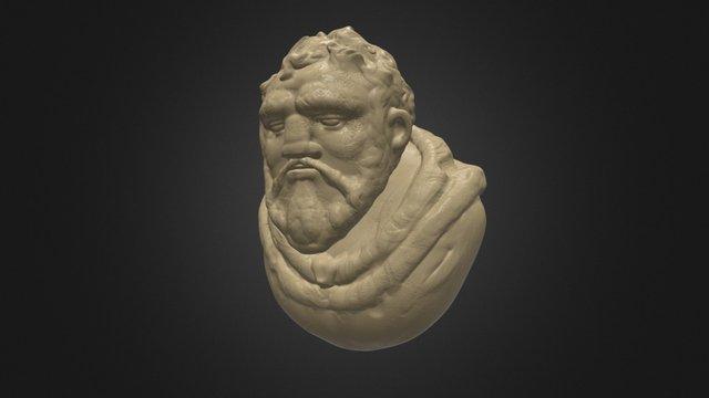 Hodor 3D Model
