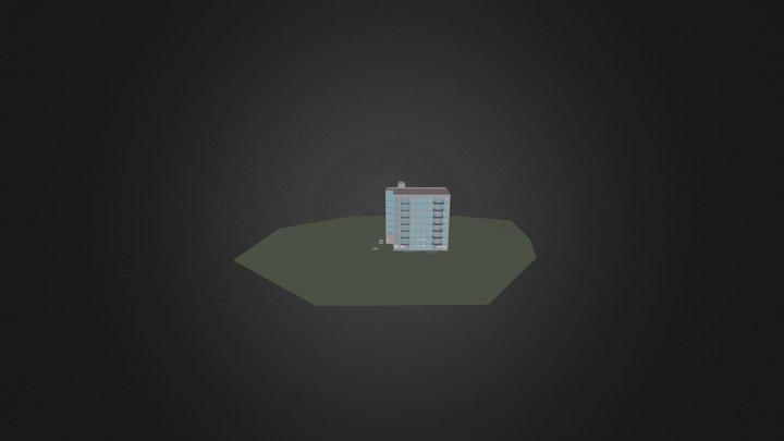 Nieuwlandstraat 3D Model
