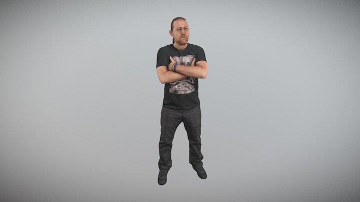 Nedjo 3D Model