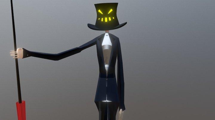 Rainman 3D Model