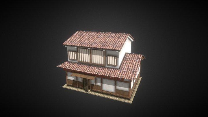 House_1_Individual_Export 3D Model