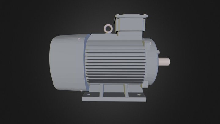 200L-B3-6-p 3D Model