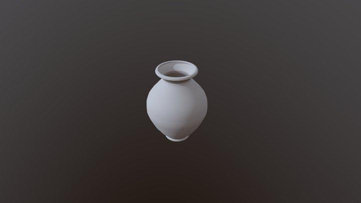 Ancient  jars - jugs - vases  3D model 3D Model