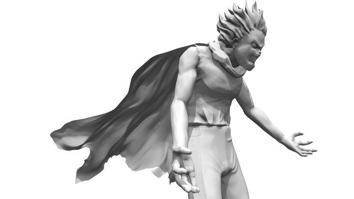 Tetsuo 3D Model