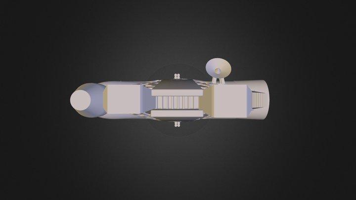 A16: Creating 3D Models from BluePrints 3D Model