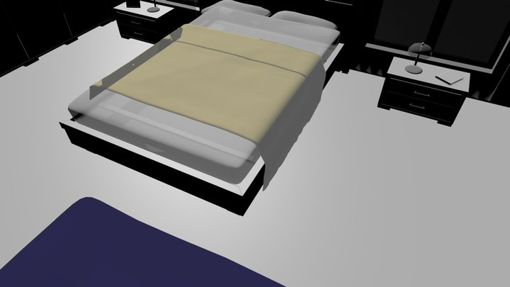 quarto01-cycles_2.63.blend 3D Model