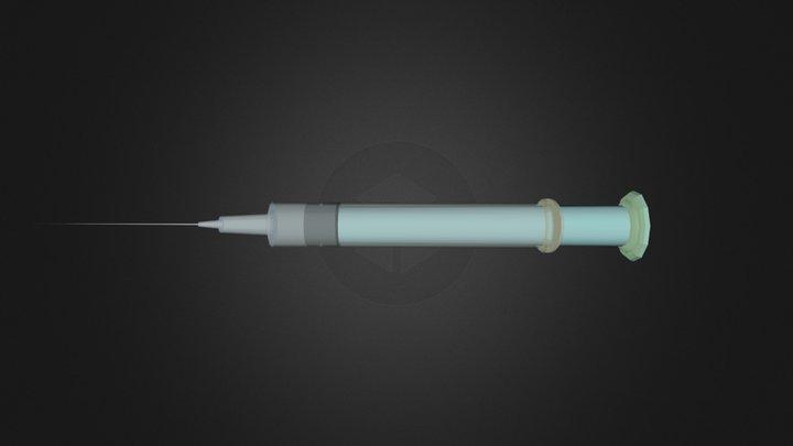 Syringe.3DS 3D Model
