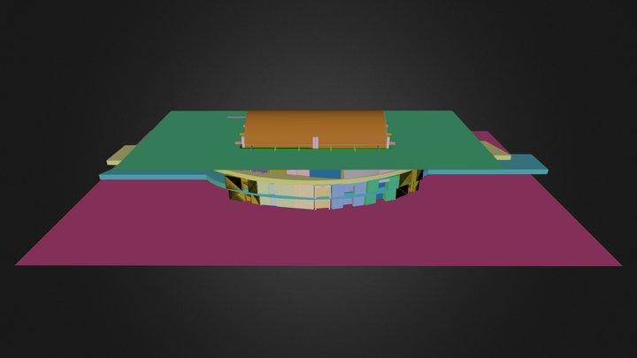 Westchester 2 3D Model