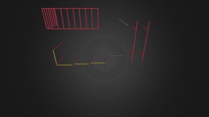 sizzling_esboo-gogo.wrl 3D Model