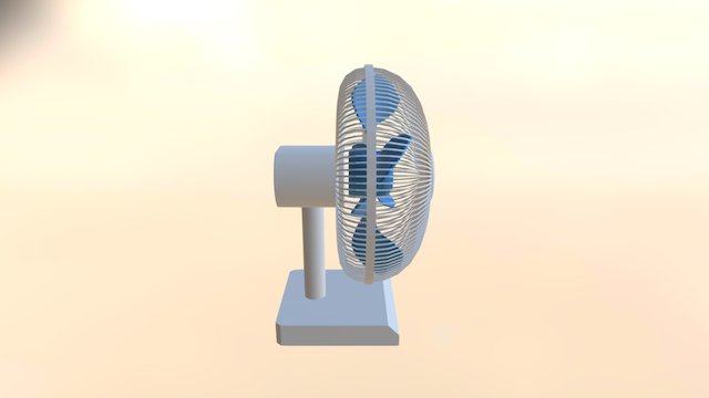 Fan-Test 3D Model