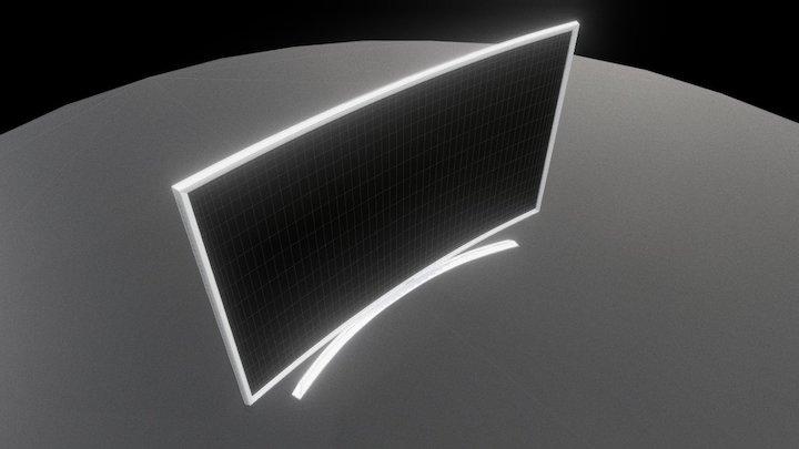 Samsung J6300 3D Model