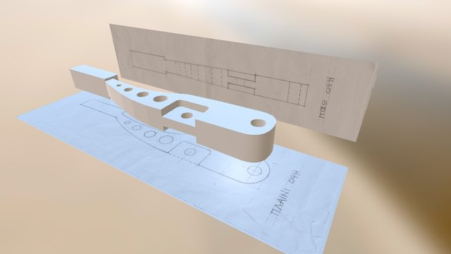 Aleksandros Kontoyzoglou MOTO LEVER 3D Model