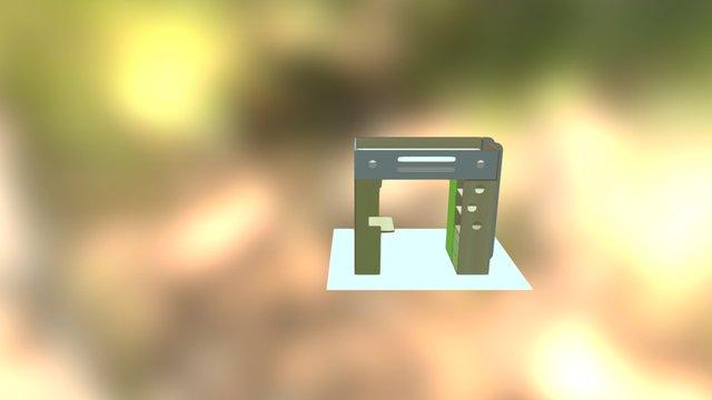 High Sleeper 3D Model