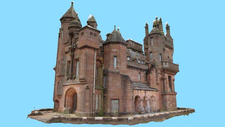 Scotland: Arbroath, Mortuary Chapel 3D Model