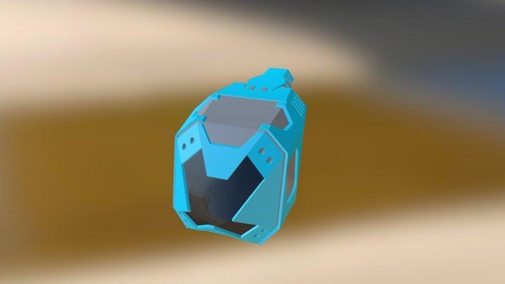 Pod Hero - Tritt Pod 3D Model
