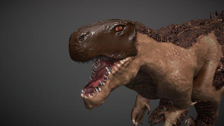 Giganofex- Tyrant 3D Model
