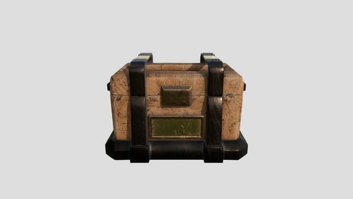 Container 2.0 3D Model