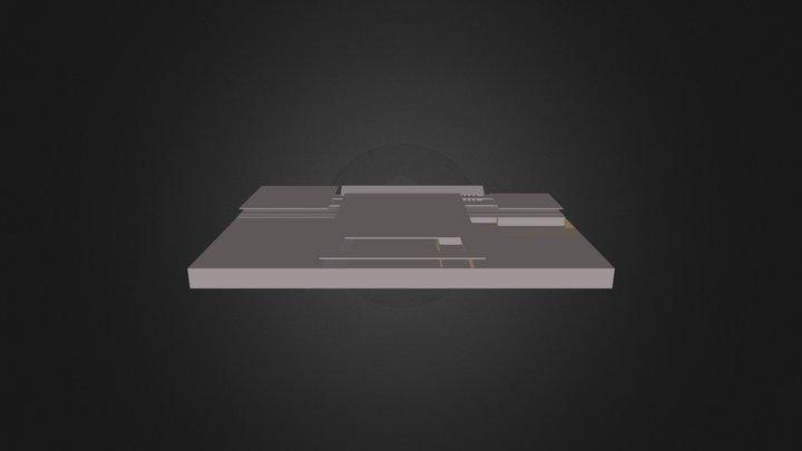 M O D E L O 3 D Predio 21-10-2014 3D Model