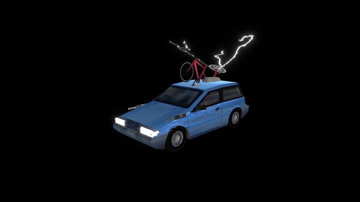 "CARnage - ""Elettrico"" 3D Model"