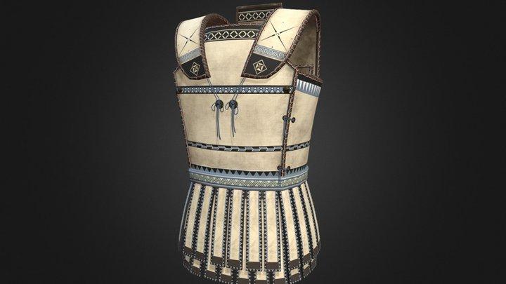 Linothorax Greek 3D Model