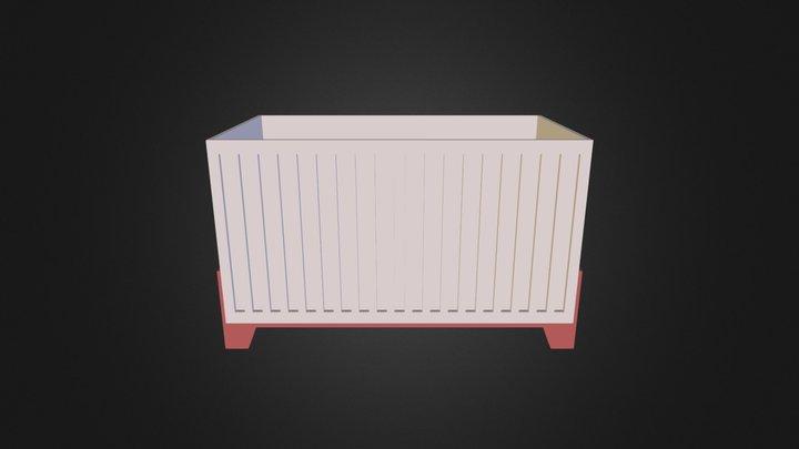 Cuna Isa 3D Model