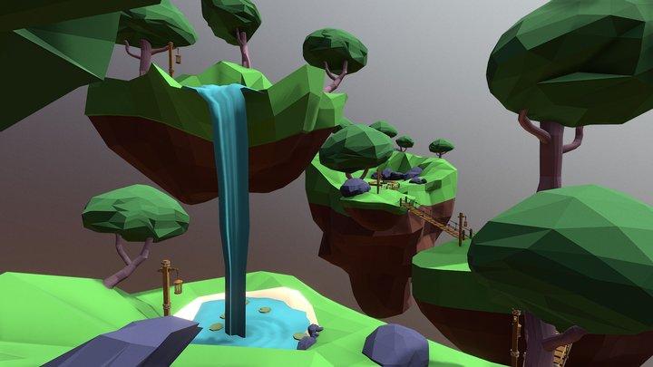 Islas 3D Model