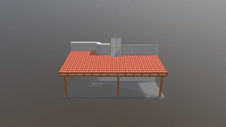 3d Jose 3D Model